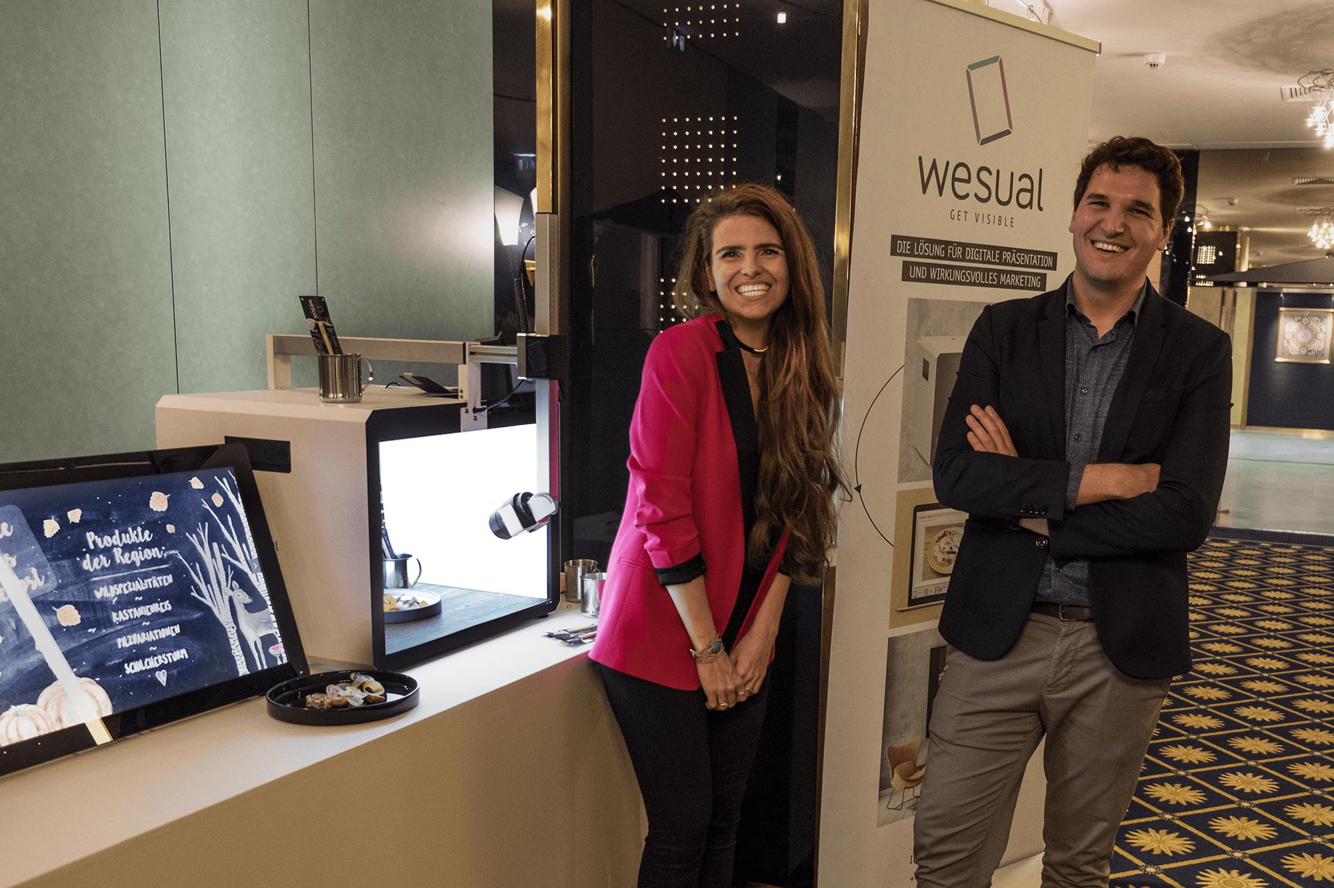 KACHEN Blog Award: WESUAL sponsort den Jurypreis in der Kategorie Food