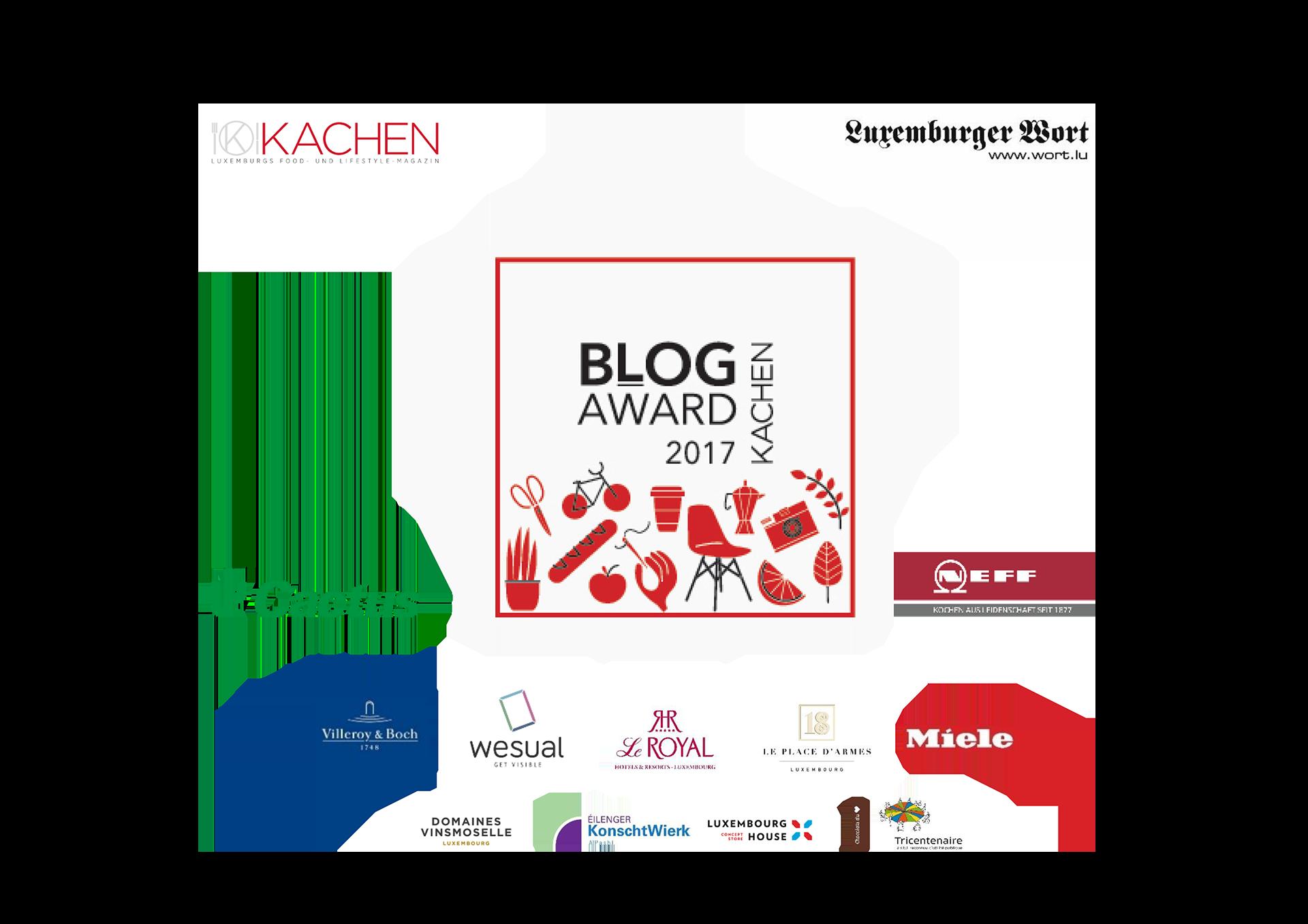KACHEN Blog Award 2017