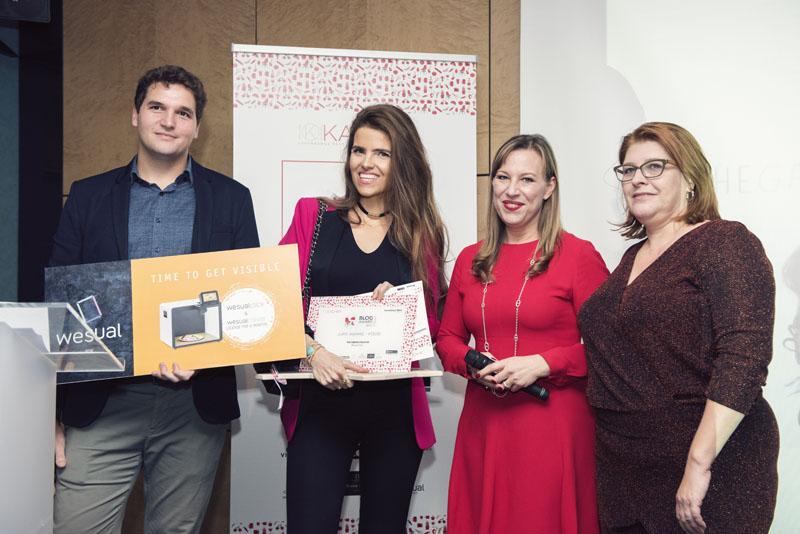 Gewinnerin Kategorie Food: der Jury Award ging an die fantastische Biana Ciric, Copyright ©Ramunas Astrauskas