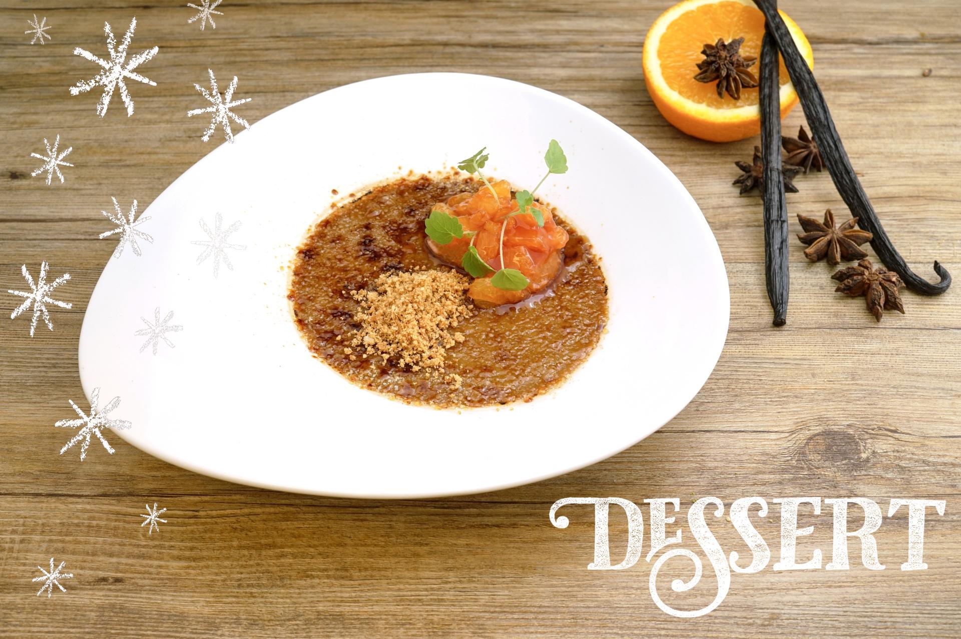 Dessert Gourmet Geflüster X-Mas Special
