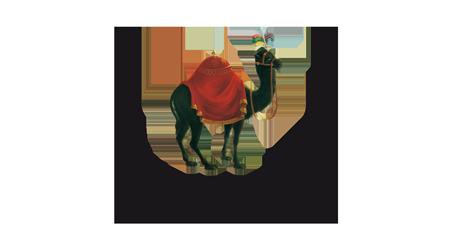 schwarzes kameel