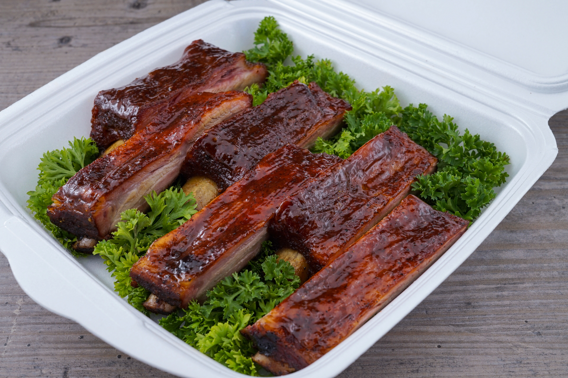 KCBS Low-and-Slow ribs