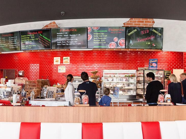 Digitale Speisekarten sorgen für eine detaillierte Speisepräsentation